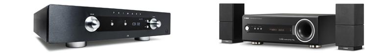 equipos de audio hifi
