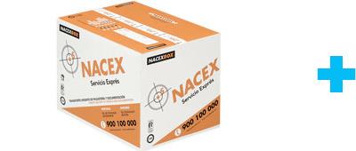 paquete NACEX para departamentos