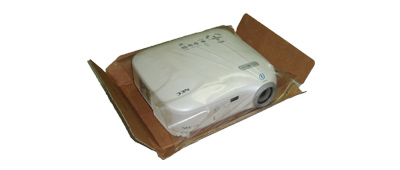 proyector envío NACEX