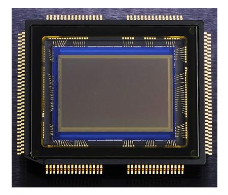 sensor cámara fotográfica