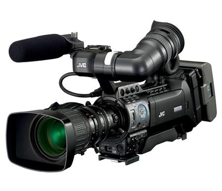 video-cámara profesional